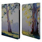 OFFICIAL GRAHAM GERCKEN TREES LEATHER BOOK WALLET CASE COVER FOR APPLE iPAD