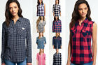 New Womens Superdry Shirts Selection. Various Styles & Colours
