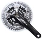 Shimano Deore FC-M590 2 Piece 9 Speed MTB Mountain Bike / Cycle Chainset