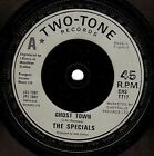 THE SPECIALS (THE SPECIAL AKA) Ghost Town Vinyl Record 7 Inch 2 Tone TT17 1981