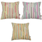 Scatter Box Alison Stripe 100% Cotton Feather Filled Cushion
