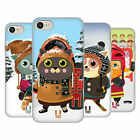 HEAD CASE DESIGNS COOL CATS SOFT GEL CASE FOR APPLE iPHONE 7