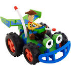 New Toy Story Pull & Go RC Vehicle with Woody