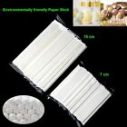 100 Pcs Paper Lollipop Sticks Candy Cookies Chocolate Cake Pop DIY Making Tools