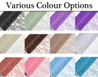 15cm x 10m Lace Net Tulle on Roll for Crafts - Choice of Colours