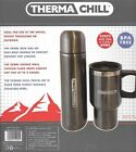 500ml Stainless Steel Thermos Thermal Travel Flask Mug Drinks Cup BPA free