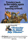Trinity Is Still My Name - 1971 - Movie Poster