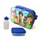 Cute Paw Patrol Boys Lunch Bag Picnic Tote School Container Kids Storage Box