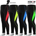 Winter Thermel Cycling Tights CoolMax Padded Bicycle Legging Long Pant