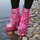 New Reusable Waterproof Covers Women Reusable High-heeled Shoes Fashion