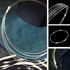 Внешний вид - Plastic Wire/Brim Reed for Hat Brim - Clear 1.3mm Millinery Hat For 5 Meter B101