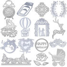 Metal DIY Cutting Dies Stencil Scrapbook Album Paper Card Embossing Craft Decor