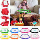 Kids ShockProof Heavy Duty EVA Foam Handle Carry Case Cover For Samsung Tablet