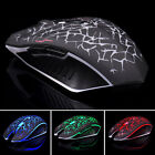 1*Fashion Soundless Rechargeable Wireless Optical Gaming Mouse for PC Computer