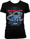 Ford Mustang - 68 Cobra Jet United We Stang - Pony Cars  Juniors T-shirt