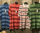 IZOD ADVANTAGE Men's S/S  Polo Golf Shirt NWT $55 2XB 3XB LT XLT  BIG & TALL