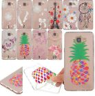 Clear Soft Silicone TPU Gel Cover Case For Samsung Galaxy A510 A310 S7/ S7 Edge