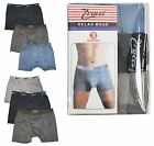 New Mens 3 Pack Boxers Shorts Trunks Underwear Multipack Classic Gift Set S-XL