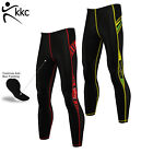 Mens Cycling Tights sublimation Winter Thermal Coolmax Padded Legging