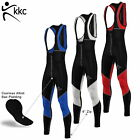 Men Cycling Bib Tights Winter Thermal Padded Mtb Long Pants Roubaix Material AR3