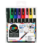 Posca Paint Marker PC-3M 1.5mm Pen Fabric Metal Glass Fine Nib *32 Colours* <br/> Premier Posca Stockist, Full Range, New Packs