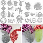 Various Cutting Dies Stencils DIY Scrapbooking Embossing Album Card Paper Craft