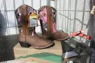 40-90 New Smoky Mountain Child Mesa 11D western boots Pink Camo