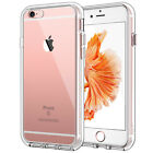 JETech® iPhone 6s Plus Shockproof Clear Back Bumper Case Cover for iPhone 6 Plus