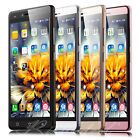 """Unlocked 5"""" Touch Quad Core Mobile Phone Dual SIM GPS Android Smartphone 3G UK"""