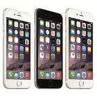 """iPhone 6/4S 16/64/128GB Grey/Gold/Silver GSM AT&T """"Factory Unlocked"""" Smartphone"""