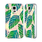 OFFICIAL TRACIE ANDREWS FLORA AND FAUNA 2 SILVER SLIDER CASE FOR SAMSUNG PHONES