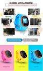 New GPS Tracking Children Watch Phone with SOS GPS LBS WIFI Bluetooth Waterproof