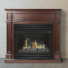 Pleasant Hearth Dual Fuel Vent Free Gas Fireplace
