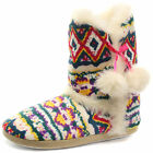 New Dunlop Aceline Womens Boot Slippers ALL SIZES