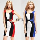en Sleeveless Slim Fitted Fashion Bodycon Party Cocktail Evening Club Dress KECP