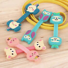 Headphone Earphone Earbud Silicone Cable Cord Wrap Winder Organizer Holder L0