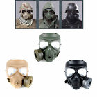 MOLLE M04 Airsoft Paintball Dummy Gas Mask Cosplay Anti-Fog Turbo Fan System