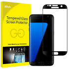 JETech Screen Protector for Samsung Galaxy S7 S7 Edge S6 Edge Tempered Glass <br/> for Samsung Galaxy S7 Edge, Galaxy S6 Edge, Galaxy S7