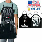 Novelty Star Wars Be the Character Kitchen Apron Storm Trooper Darth Vader Sith $12.59 USD on eBay