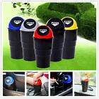 Portable Car Waste Trash Rubbish Bin Can Garbage Dust Case Holder For Home Auto