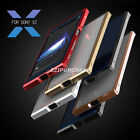 Luphie Slim Metal Aluminum Bumper Frame Hard Case Cover For Sony Xperia XZ S001