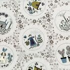 STONEHOUSE GARDEN - LYNETTE ANDERSON - GARDEN ON STONE 100% cotton fabric