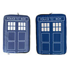 "Doctor Who Tardis 13"" 15"" Laptop / Ipad Case"