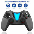 1x 2x Wireless Bluetooth Controller Remote Gamepad for Nintendo Switch Console