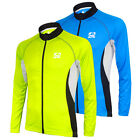 New Outdoor Sport Mens Cycling Bike Bicycle Long Sleeve Jersey Coat Shirts