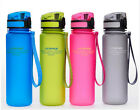 More Choices 500ML Water Bottle Outdoor Hiking Portable Sport Bottle BPA Free