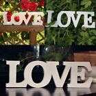 Personalised Letters LOVE Sign Freestanding Top Table Wedding Decoration