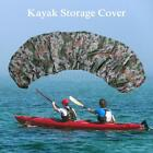Kayak Canoe Marine Boat Storage Cover Waterproof UV Sun Protection Cover Y2D4