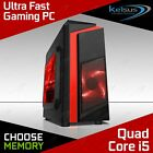 Ultra Fast Quad Core I5 Gaming Pc 16gb Ram 2tb Hdd Windows 10 Desktop Computer