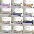 Comfortable Bedroom Bedding Long Body Pillow Case Cover Protector Pillowcase ZB image